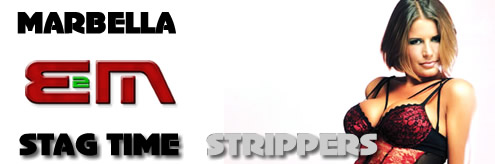 Stag Weekends, Strippers in Marbella, Costa del Sol, Spain Stag Events company