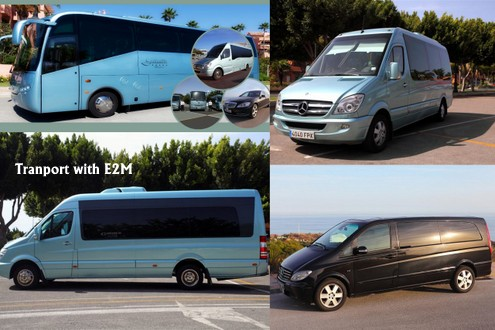 Airport Transfers Costa del Sol, Spain, Marbella Transport