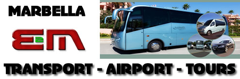Costa del Sol Transport, Marbella coaches, car hire Transportation, Airport collections