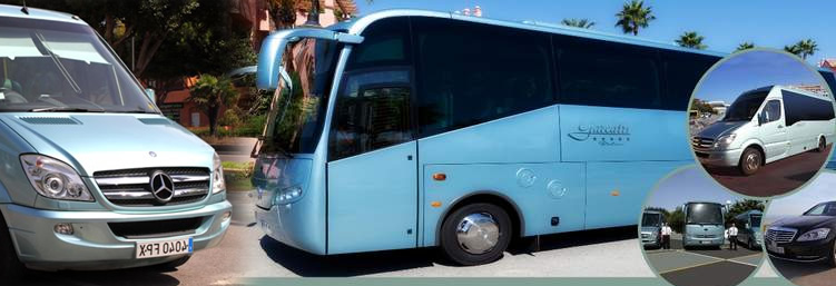 Transport with Escape2Marbella in Marbella