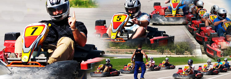 Go Karting in Marbella with Costa del Sol Activities and family fun