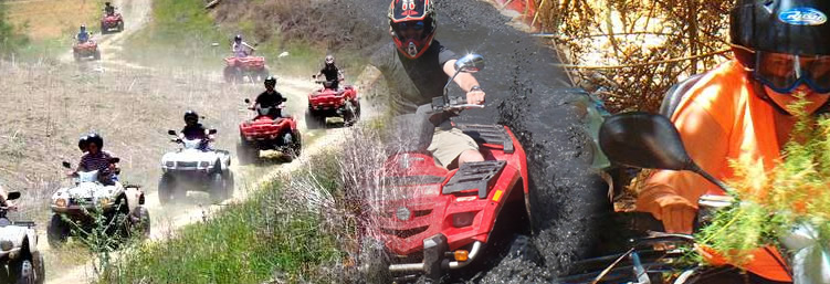 Quad Biking in Marbella with Escape2Marbella
