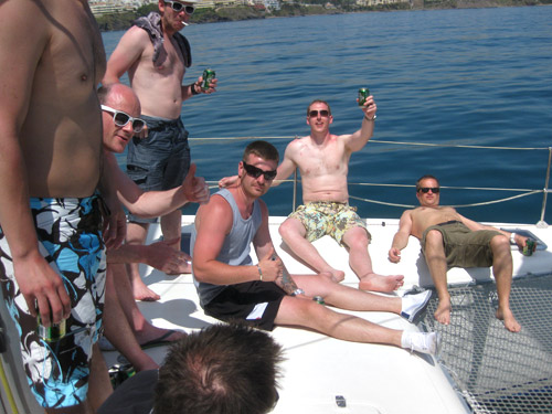 The Ultimate Stag Party Event