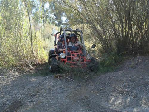 Buggy Safari In Marbella