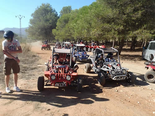 Buggy Safari In Marbella