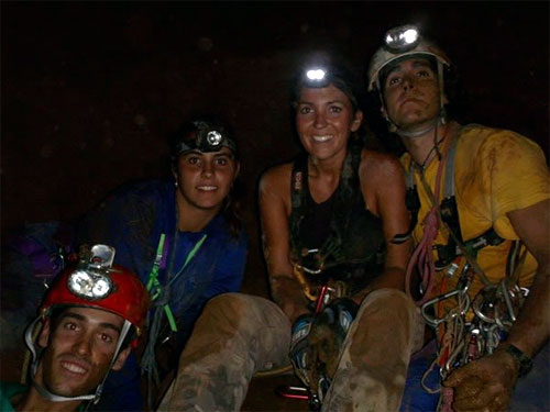Caving and Potholing in Marbella