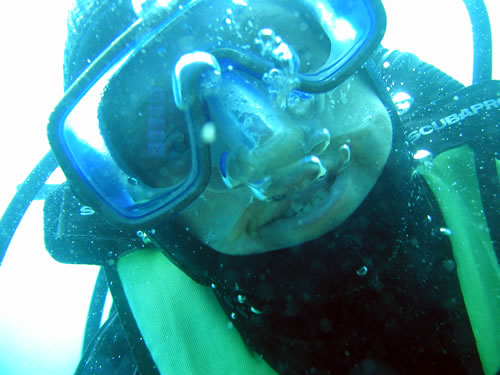 Scuba Diving in the Mediterranean