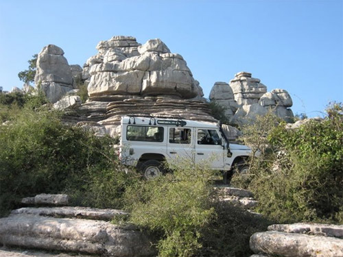Andalucia Jeep Excursions