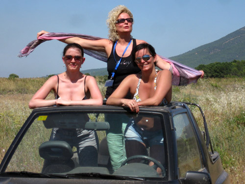 Marbella 4x4 Jeep Excursions