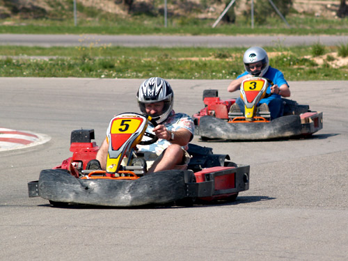 Go Karts Marbella, Corporate racing