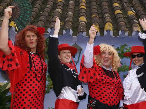 Costa del Sol Andalusian Carnival