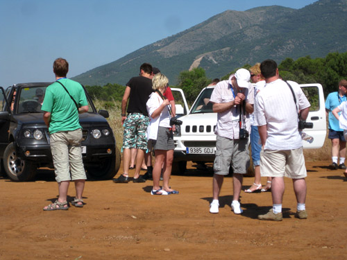 Jeep Treasure Hunt in Marbella