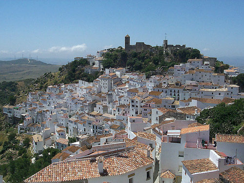 See the Andalucian White Villages